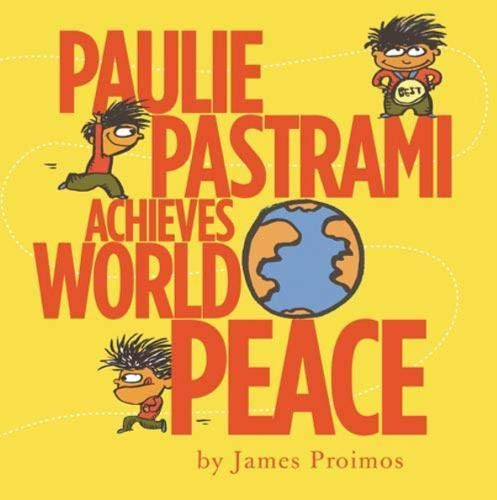 Paulie Pastrami Achieves World Peace