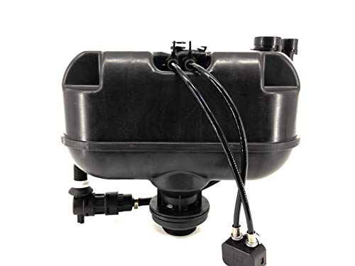 EcoFlush B8104 1.1 GPF 4 LPF Pressure Assisted Flush System Single Control, Replacement Only