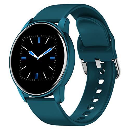 LIGE Smartwatch, Relojes Inteligentes Monitor de Frecuencia Cardiaca IP67 Impermeable 1.3 Pulgadas Tactil Completa Rastreador de Actividad Deportiva para Hombre para iOS Android
