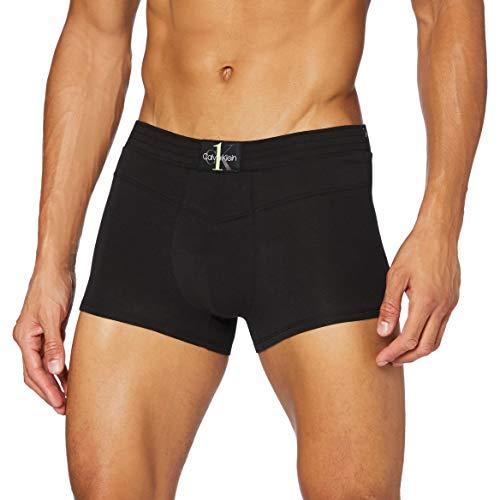 Calvin Klein Trunk Ropa Interior, Negro, XL Unisex Adulto
