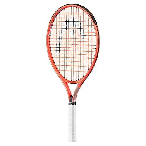 HEAD Racquet de Tenis Unisex Juvenil Radical Jr. 21, Naranja, 4-6 años