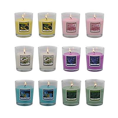 Set of 12 Scented