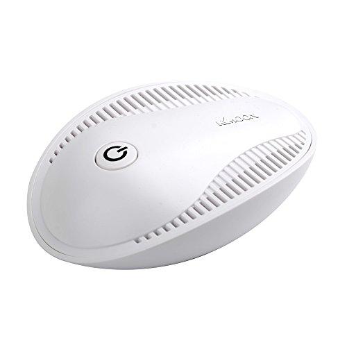 KKmoon Purificador de Aire Ozono Esterilización Olor con USB Cable de