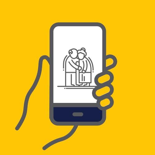 Senior's phone