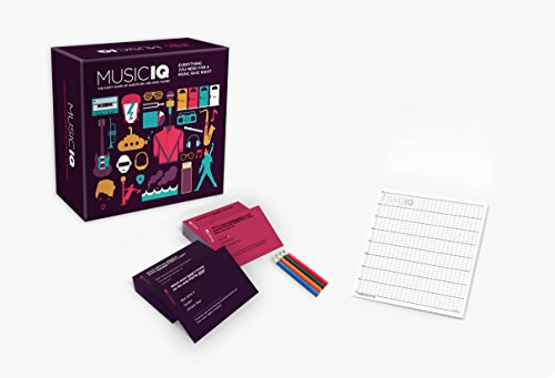 MusicIQ Board Game