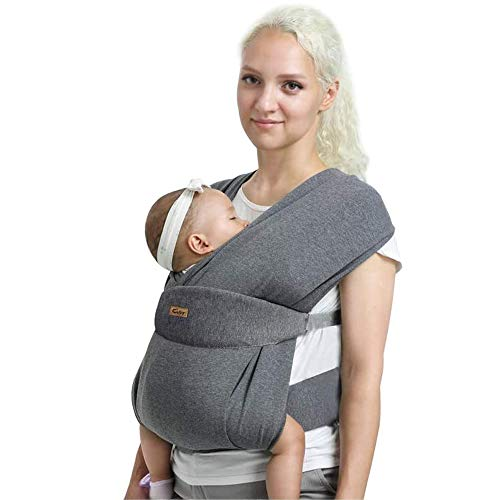 Baby Wrap Cuby Carrier Sling Soft Baby Carrier Infant Baby Sling Hands Free...