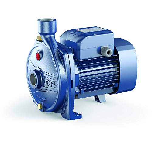 Electric Centrifugal Water Pump CP 130 0,5Hp Stainless impeller 400V Pedrollo