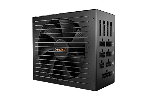 be quiet! STRAIGHT POWER 11 PC Netzteil ATX 850W 80Plus Gold mit Kabelmanagement BN284 schwarz