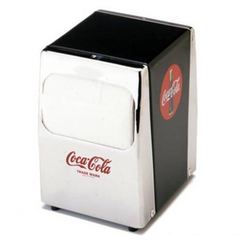 コカ・コーラ ブランド ナプキンディスペンサー Napkin Dispenser / Black