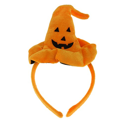 Serre-tête de Sorcière Chapeau Props Déguisement Cosplay Enfants pour Halloween