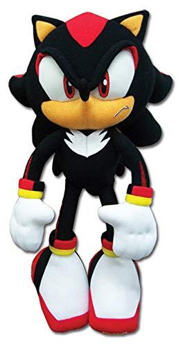 Great Eastern Sonic The Hedgehog Plush-12 Shadow (GE-8967)