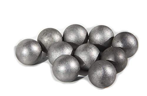 UHRIG ® 10 St. Eisen Vollkugel Durchmesser 20mm Stahlkugel #540-20