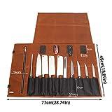 Immagine 1 qees borsa porta coltelli da