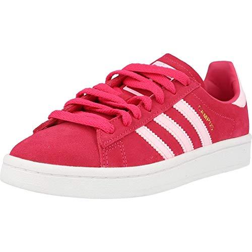 Adidas Campus J, Zapatillas de Deporte Unisex Adulto, Rosa (Rosa 000), 38 2/3 EU