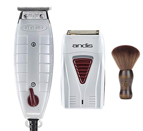 Andis Professional Finishing Combo,…