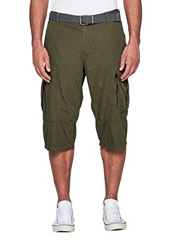s.Oliver Big Size Herren 15.803.74.5040 Shorts, Grün (Green 7971), Keine Angabe (Herstellergröße: 44)
