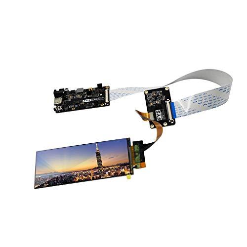 KONGZIR Light-curing Screen 3D Display LCD Screen Display Board Modules