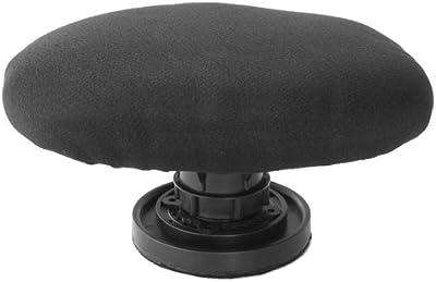 きれいに座れる正座用座椅子 (ねじ式無段階高さ調節機能付き) 黒