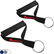 Ignite Fitness Exercise Handles (Red)