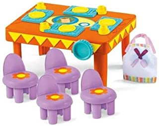 Fisher-Price Dora the Explorer Dollhouse Kitchen Furniture