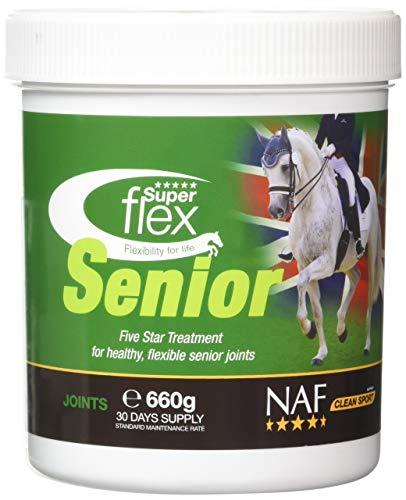NAF Natural Animal Feeds Five Star Superflex Senior