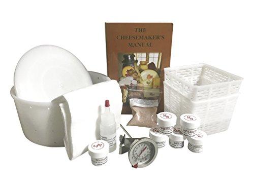 Starter Cheese Kit