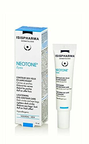 Dark Circles Eye Cream ISIS PHARMA NEOTONE Eyes Lightening Eye Contour Roll-on Skincare Lovers