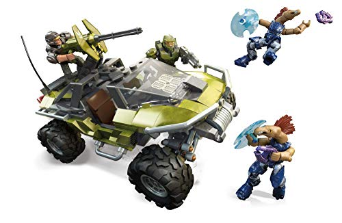 Mega Construx Halo Infinite Vehicle - Warthog Rally