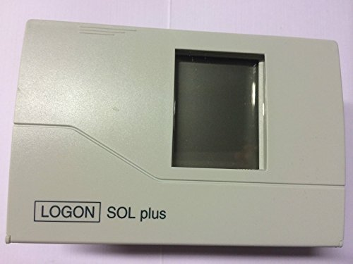 Elco Logon Sol Plus Solarregler Austauschregler Artikelnummer 12057669