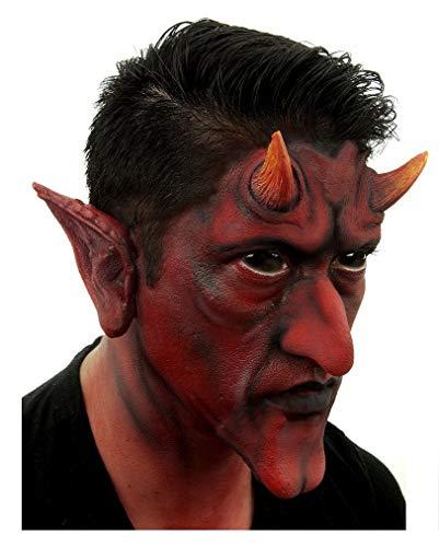 Horror-Shop Red Devil oreilles en latex