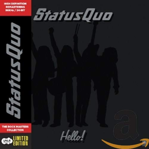 Status Quo: Hello! (Audio CD (Collector's Edition))