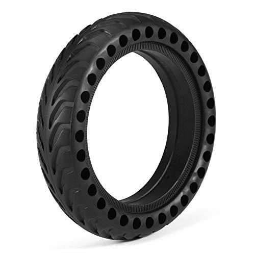 Tidyard Neumáticos sólidos Neumático de Repuesto para Ruedas de Scooter eléctrico de 8.5 Pulgadas para M365 Neumático Delantero o Trasero a Prueba de explosiones