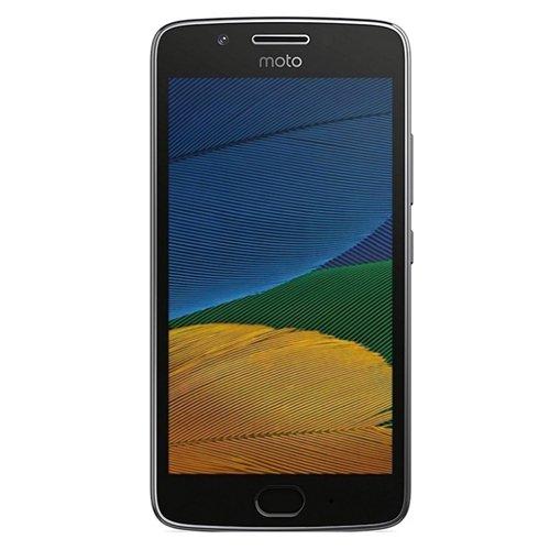 Lenovo Moto G G5 5' 4G 3GB 16GB 2800mAh Gris - Smartphone (12,7 cm (5'), 3 GB, 16 GB, 13 MP, Android 7.0, Gris)