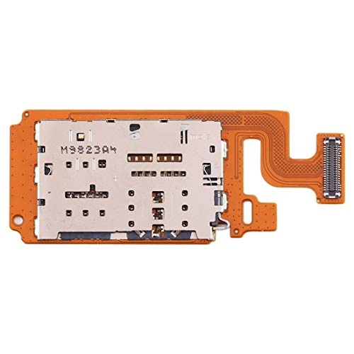 LICHONGGUI SIM Card Holder Socket Flex Cable for For Galaxy Tab A 10.1