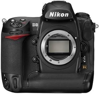 Nikon D3 FX DSLR Camera (Body Only) (OLD MODEL)