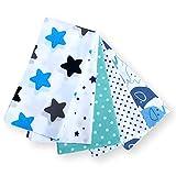 4L Textil Baumwollstoff 100% 5 Stück 50x50cm Stoffpakete