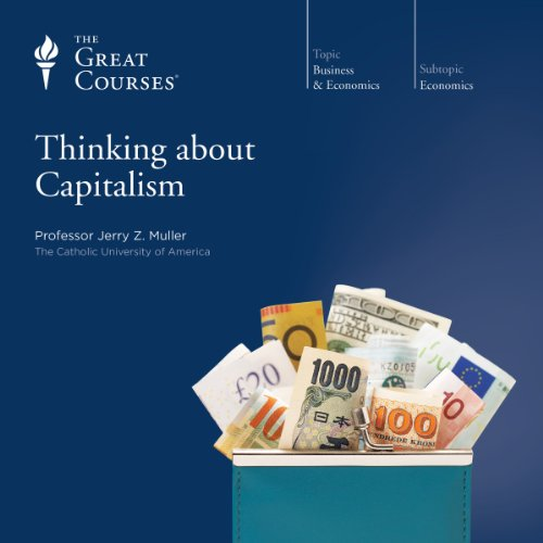 Couverture de Thinking about Capitalism