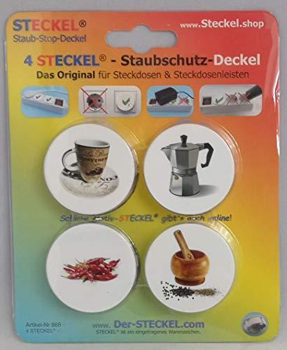 4 Stück Deko-STECKEL ® DS-480