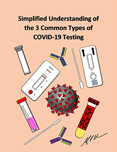 Simplified Understanding of the 3 Common Types of COVID-19 Testing (English Edition)