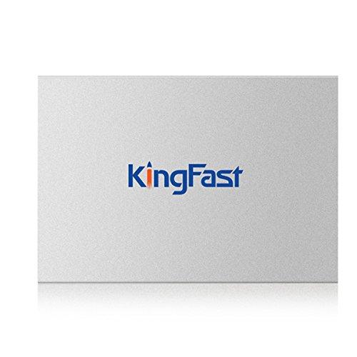 KingFast内蔵SSD 2.5インチ MLC採用 SATA3 128GB 3年保証 (F9 128G)