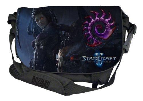 Razer Star Craft 2 Zerg Messenger Bag
