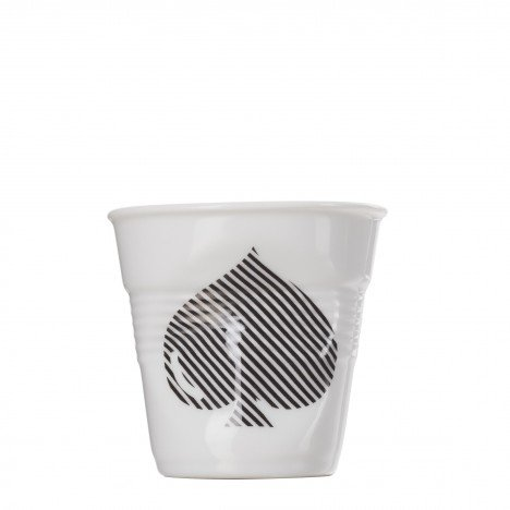 gobelet froisse cappuccino 18 cl revol pique