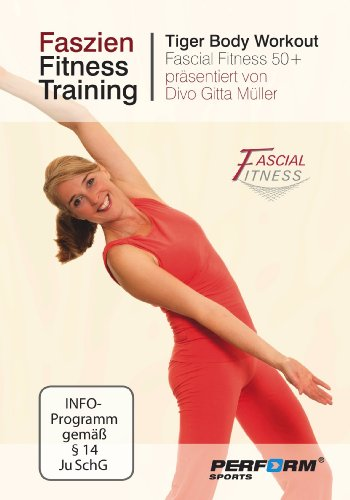 Tiger Body Workout, Fascial Fitness 50+, Faszien Fitness Training