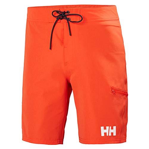 Helly Hansen Herren HP Board 9 Zoll Shorts, Cherry Tomato, 32