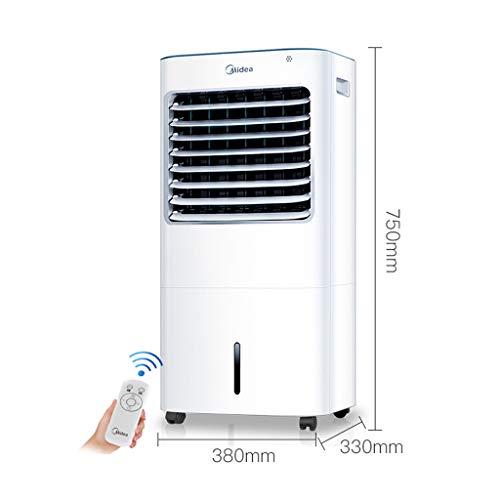 Mobile Air Conditioners Mini-Luftkühler, 10-l-Wassertank und 5-l-Wassertank sind in Zwei Ausführungen erhältlich: Klimaanlage mit Luftentfeuchter und Luftreiniger