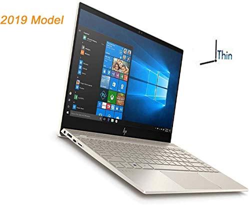 HP Envy 13-ah000 Gaming Ultra Slim Laptop in Gold 13.3in FHD 8th Gen Intel i7 up to 4GHz 512GB SSD 8GB B&O WiFi HDMI Nvidia 2GB (Renewed)