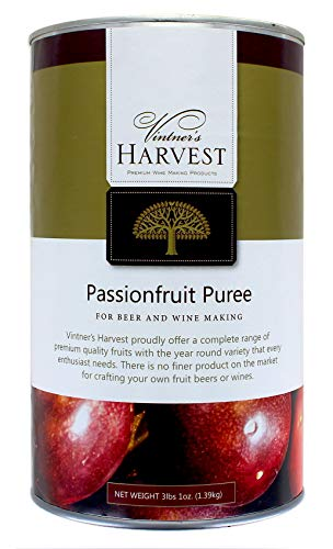 Vintner#039s Harveest Fruit Puree  Passion Fruit