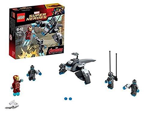 LEGO - Iron Man vs. Ultron, Multicolor (76029)