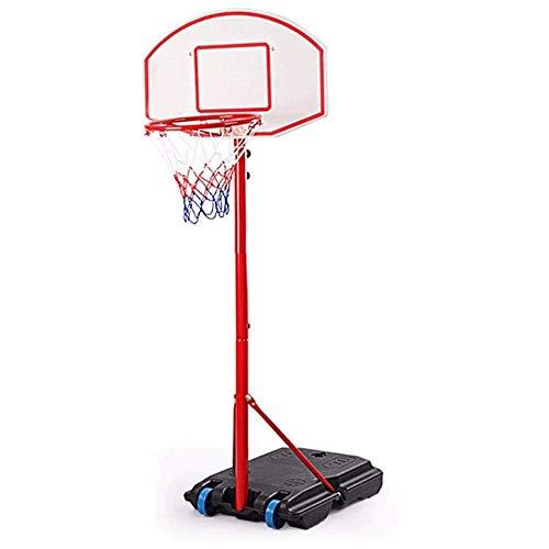 Basketballkorb Outdoor mit ständer Basketball Racks, Innenaufnahme Spielzeug, Haushaltskinderhebe Basketball Racks, Removable Basketball Racks, Eisen Korb Brackets