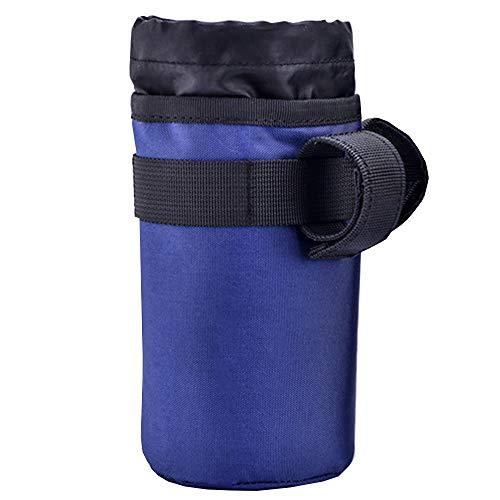 WJQ Fiets Isolatie Hoofd Tas Kettle Pakket Draagbare Aluminium Folie Pack Duurzaam En Tear Resistant Lange levensduur Eenvoudig te installeren op Uw Ketel Een Huis Donkerblauw